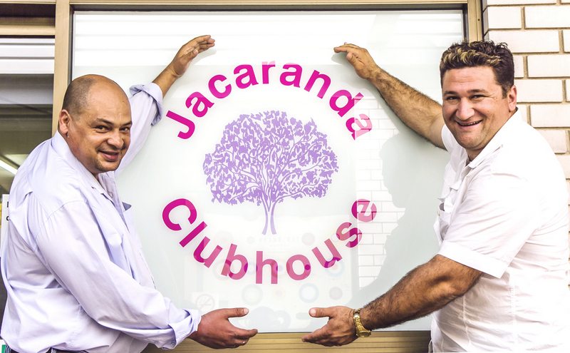 Welcome to Jacaranda Clubhouse